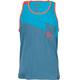 La Sportiva Dude Sleeveless Shirt Men blue/teal